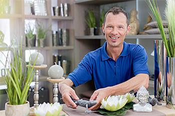 Ralf Benthues, Deko-Ideengeber