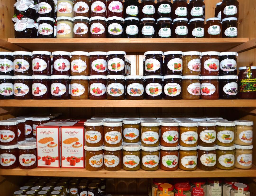 Feinkost-Marmelade
