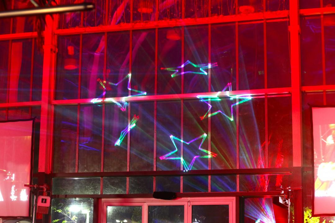 Sterne Laser