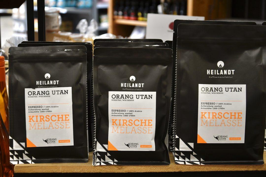 Kölner Kaffee in unserer Delikatessen Abteilung