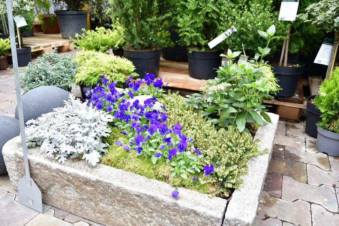 Urnengrab in unserer Gräber-Ausstellung